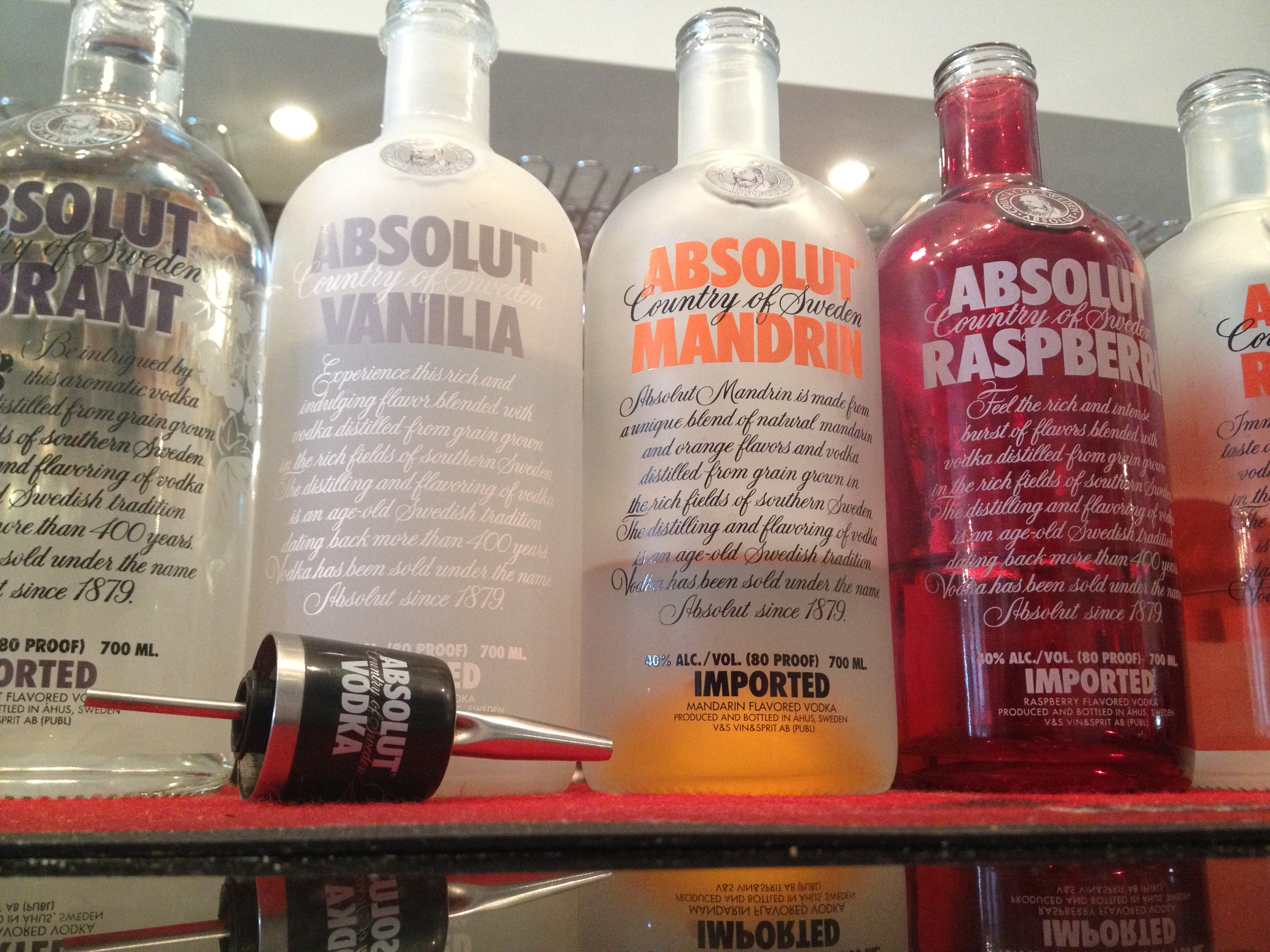 Absolut Tasting Notes – DRINKS ENTHUSIAST