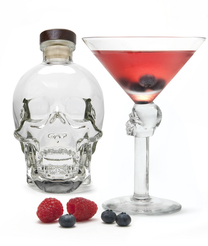 Crystal Head Elixir Cocktail