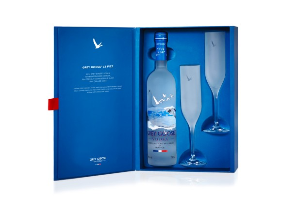 Grey Goose Le Fizz Gift Pack