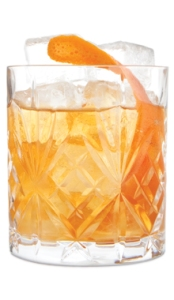 Mandarines Old Fashioned