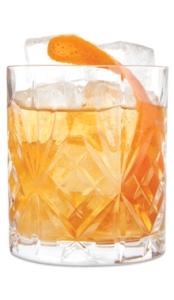 Mandarines Old Fashioned