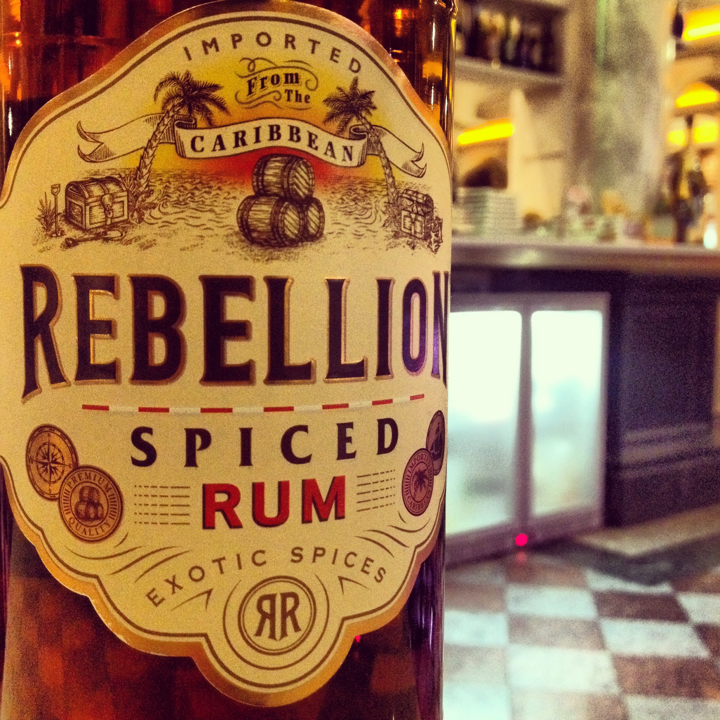 Rebellion Tasting Notes | DRINKS ENTHUSIAST