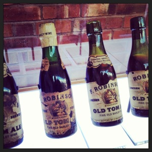 Old Robinsons Bottles