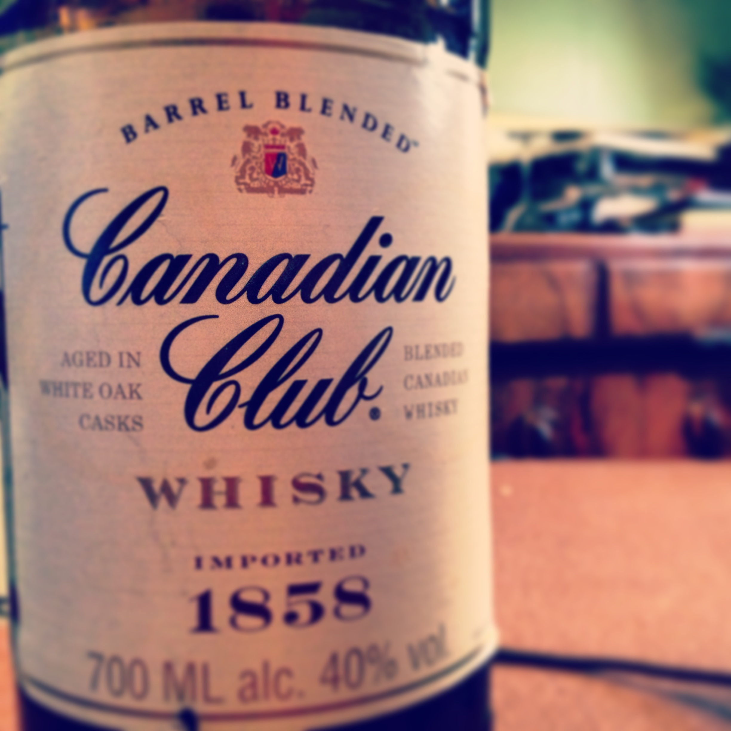how to make a canadian club drink