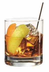Jim Beam - Double Oaked Fashioned