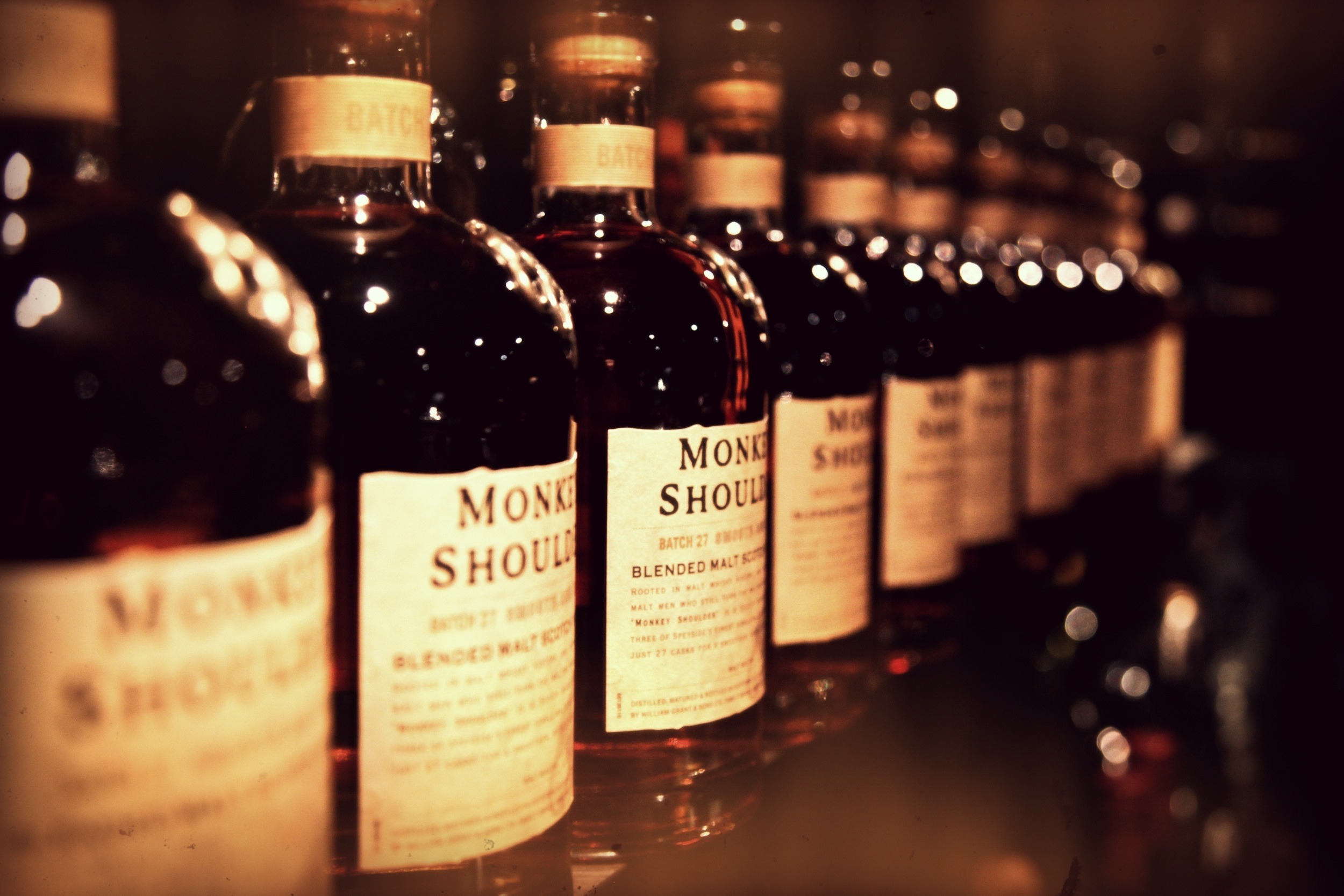 Everyone has their opinion  Monkey Shoulder