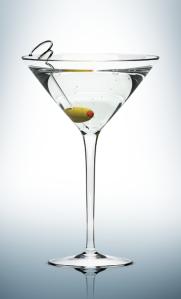 The Brian Boru Dry Martini