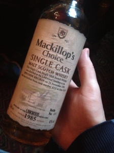Manchester wHISKY cLUB aPRIL