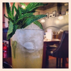 Apple and Mint Collins