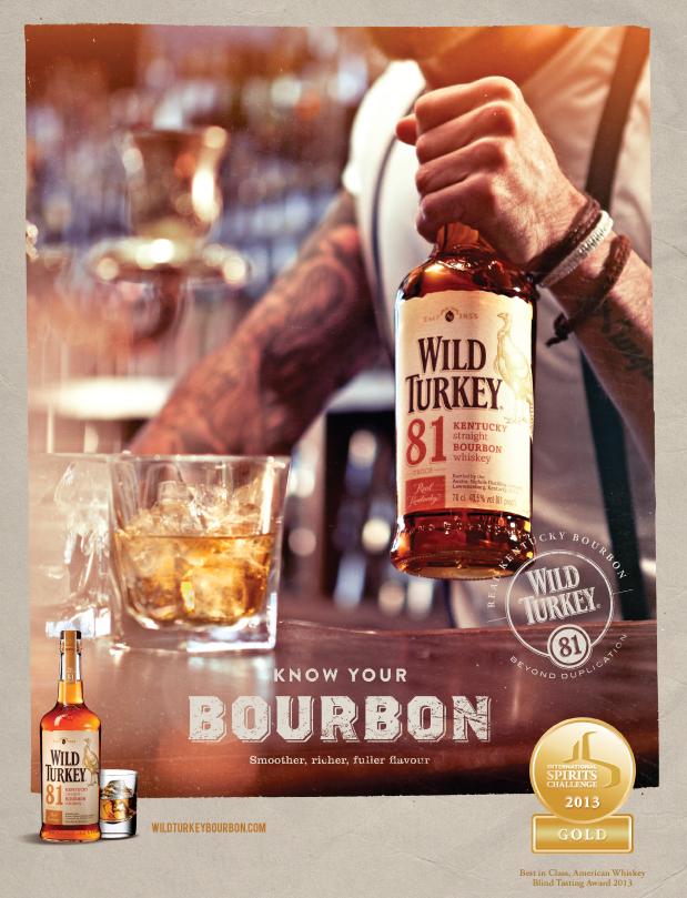 Bear Trade Whisky On A Bluebird
