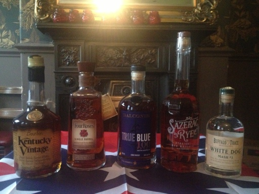 MCR Whisky Club - USA