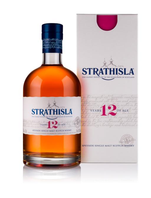 Strathisla 12yr