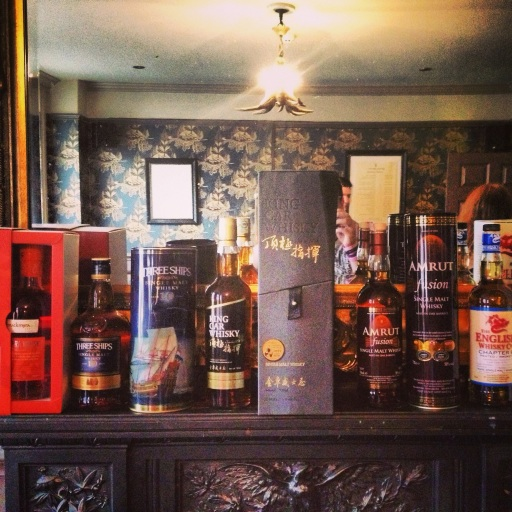 Manchester Whisky Club - Going Global