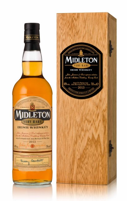 Midleton Very Rare 2013 Bottle & SBC