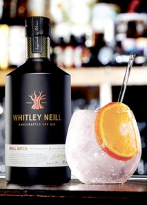 Whitley Neill Gin and Tonic