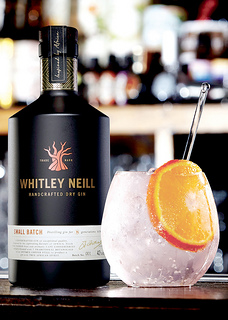 Whitley Neill - Gin and Tonic