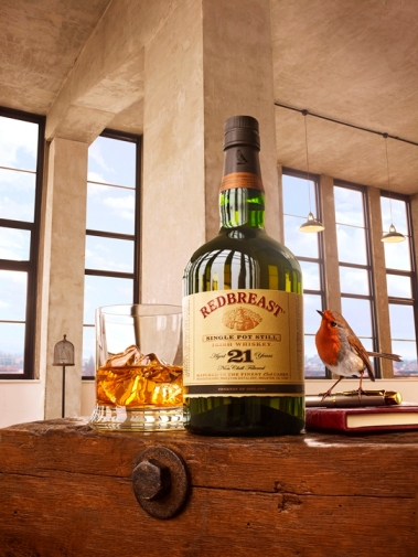 Irish Distillers Announce the Launch of Redbreast 21