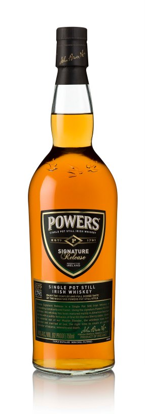 Powers Signature Release Bottle
