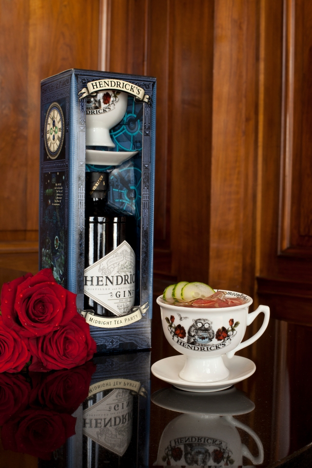 Hendrick S Gin Midnight Tea Party Pack Drinks Enthusiast