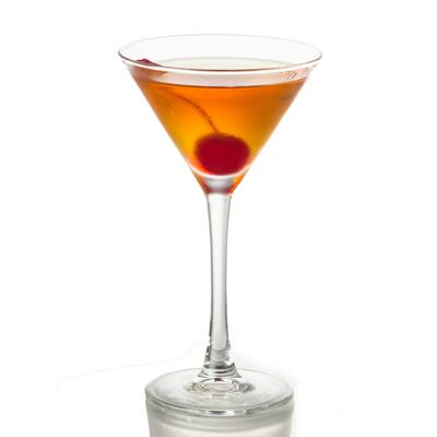 Chet zoeller drinks enthusiast for Manhattan cocktail