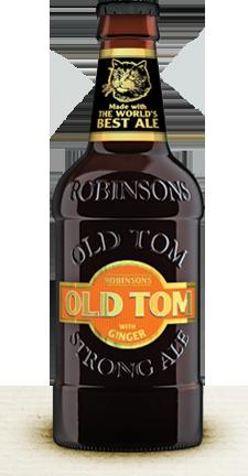 old tom ginger