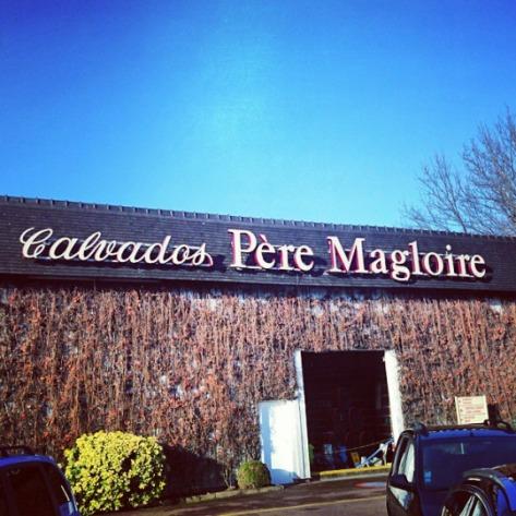 Calvados Pere Magloire