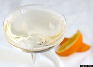 St Germain and Champagne