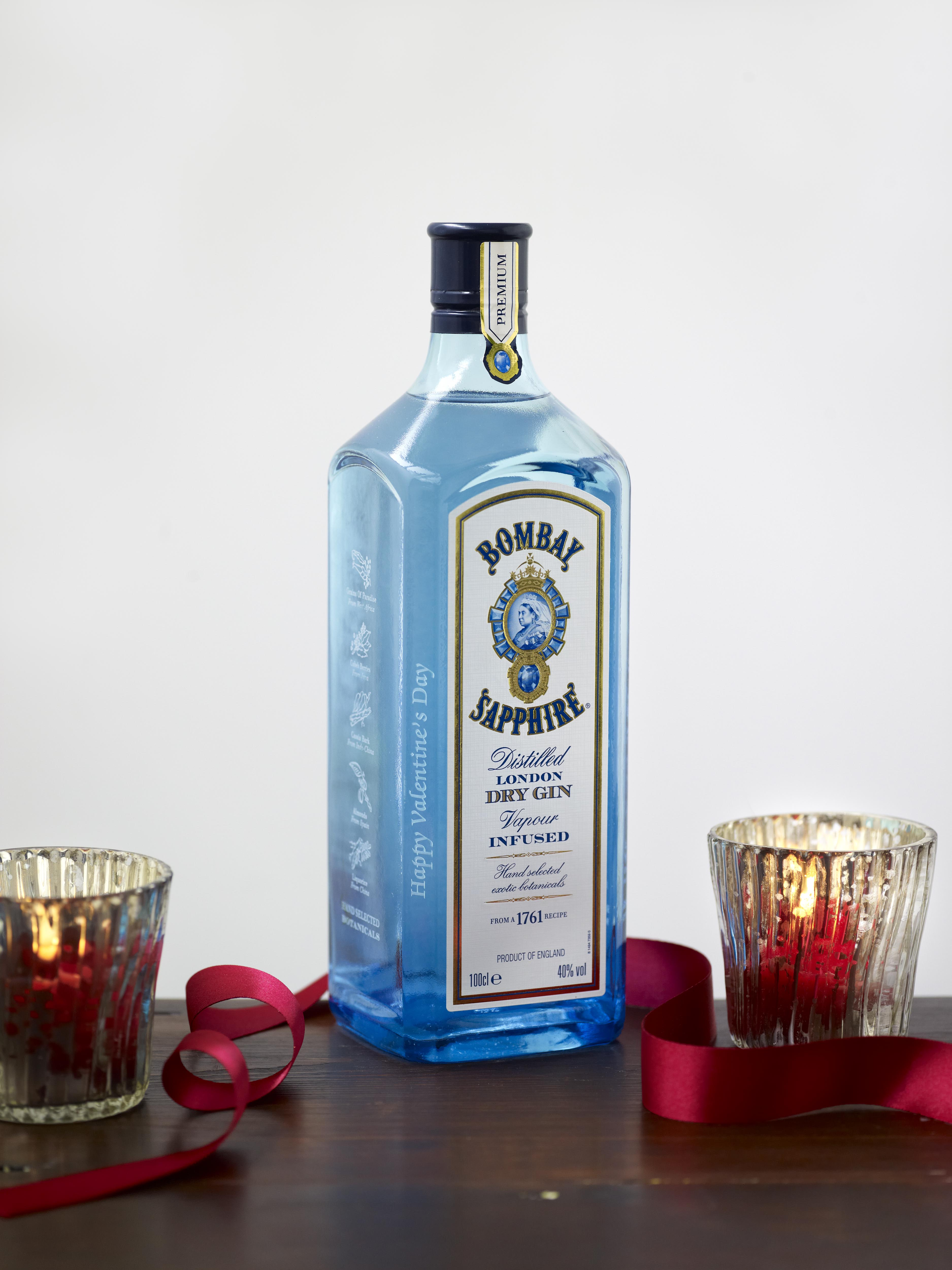 PERFECT POETIC LICENSE SPICED GIN BOTTLE /'/' FIRESIDE /'/' 70cl EMPTY
