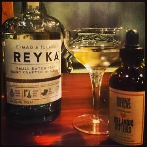 Reyka Martini