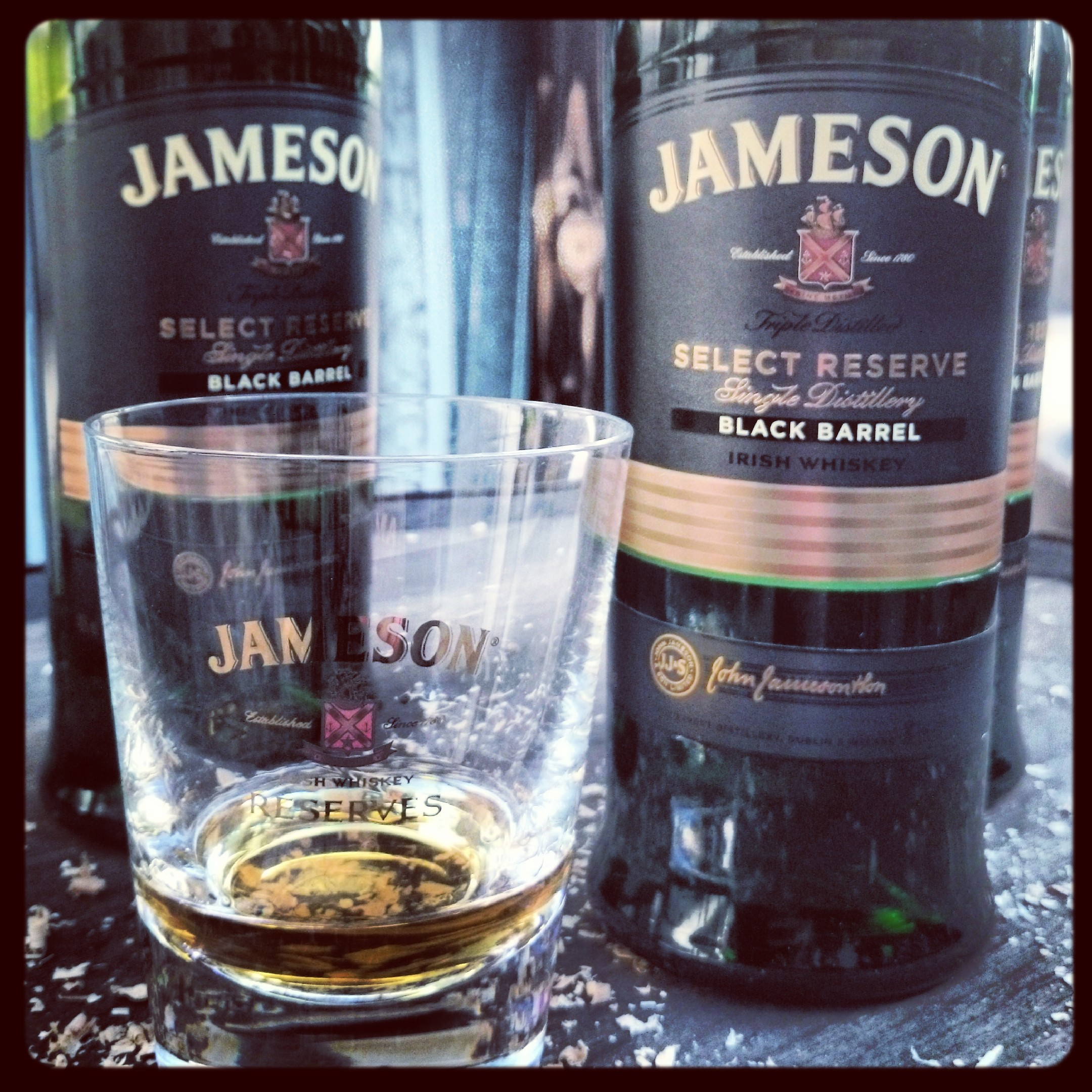 jameson black barrel select reserve drinks enthusiast. Black Bedroom Furniture Sets. Home Design Ideas