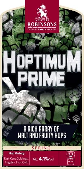 Hoptimum Prime pump clip