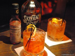 The Official Sazerac Ccktail