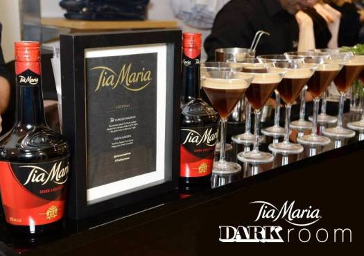 Tia Maria Dark Room