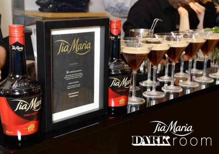 Tia Maria Dark Room