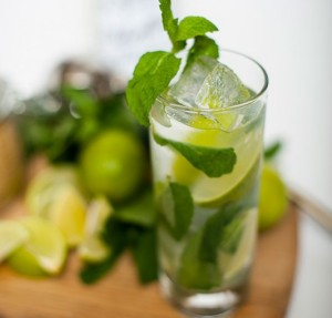 Elderflower Mojito