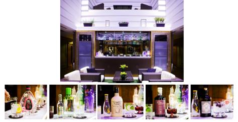 New Ellington Gin Bar