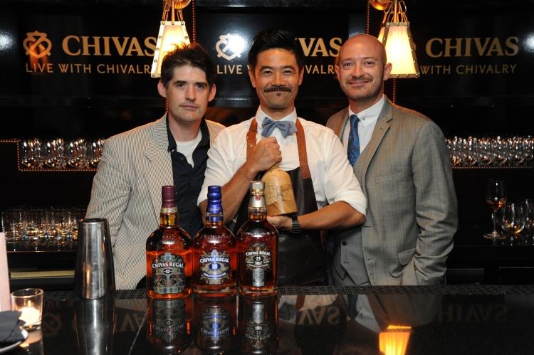 The CHIVAS MASTERS 2014 New York