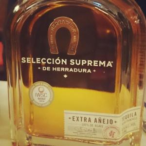 Herradura Seleccion Suprema Extra Añejo