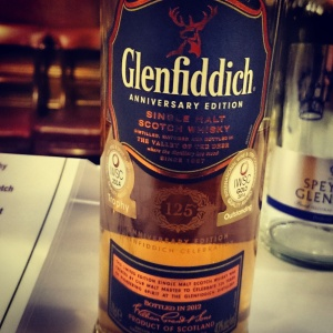 Glenfiddich 125th Aniversary Edition