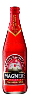 Magners Orchard Berries - 500ml bottle shot