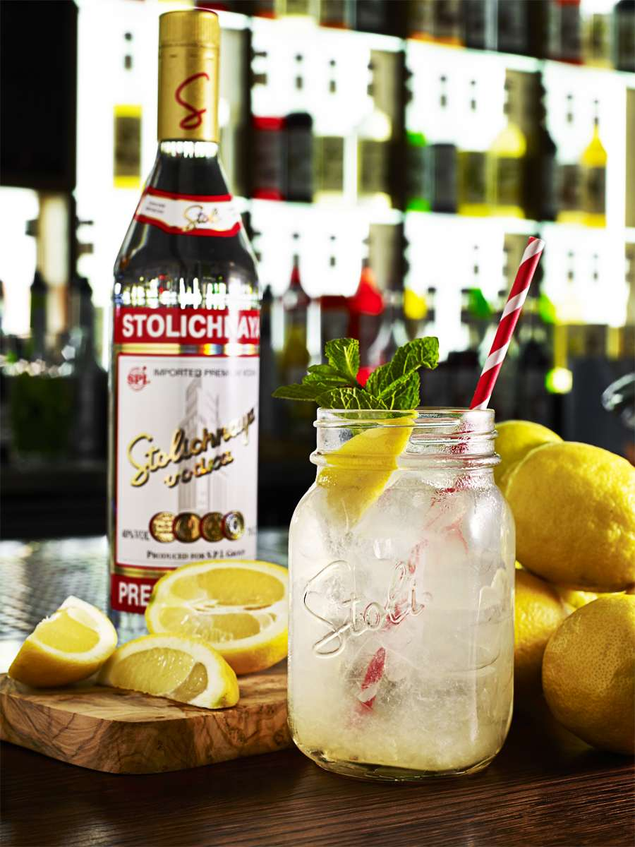 Drinks come from the USSR. Citro: Soviet lemonade from citrus with addition of vanillin