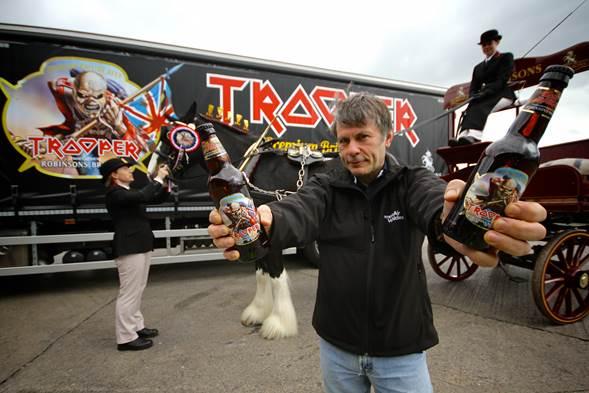 Iron Maiden Wasp Tour