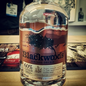 Blackwood's Superior Strength 2012