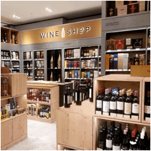 Selfridges Wine Shop