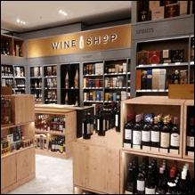 Selfridges Wine Shop