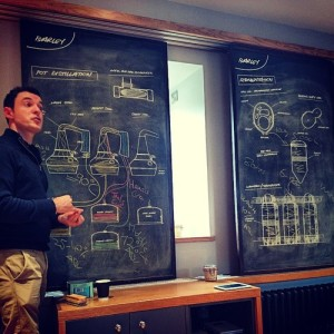 David McCabe of the Irish Whiskey Academy