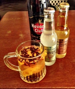 Fever-Tree's Hot Ginger Punch