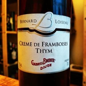 Gabriel Boudier Crème de Framboises & Thym