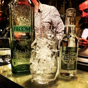 Fever Tree Elderflower and Bloom