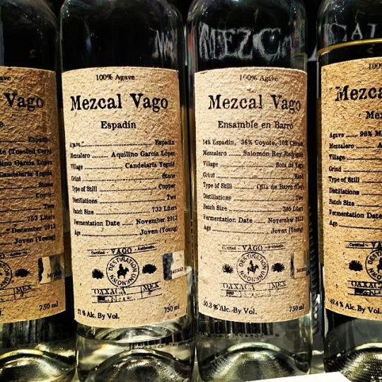 Mezcal Vaga